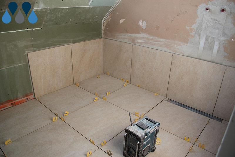 Douche Afvoer Renovatie : Badkamer renovatie badkamer makers